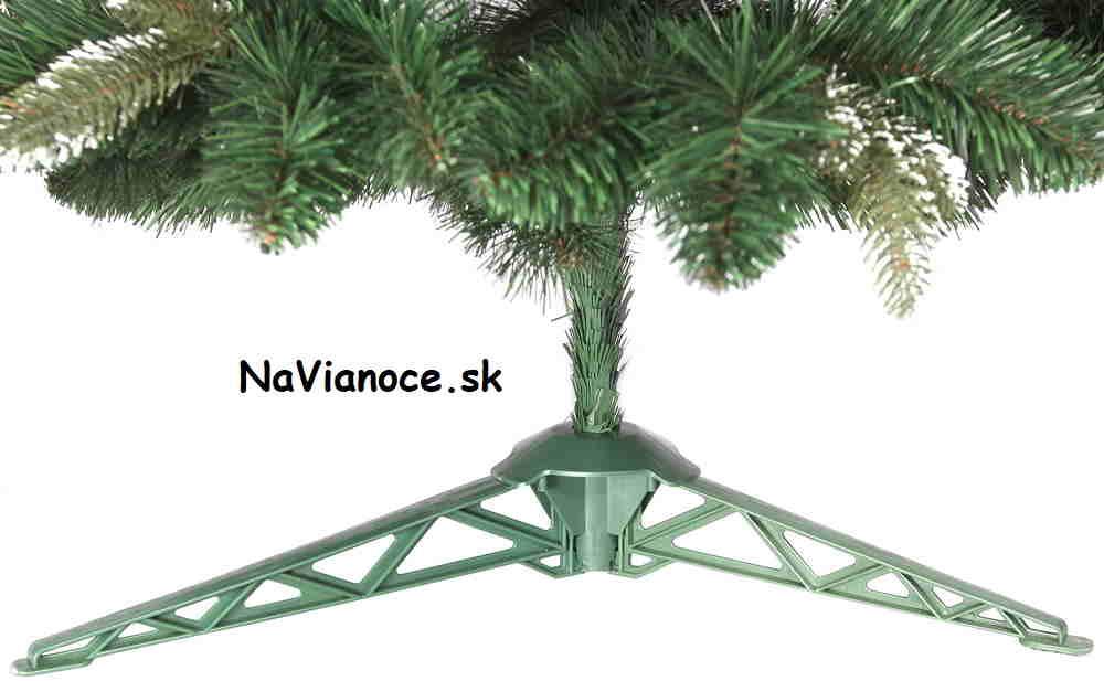 umelý vianočný stojan na vianočný stromček