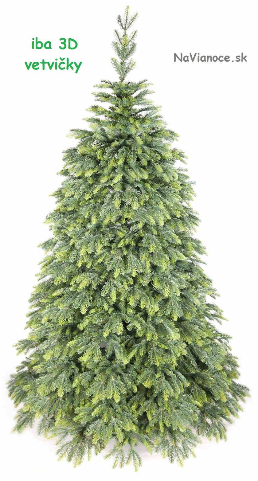 veľký vianočný stromček