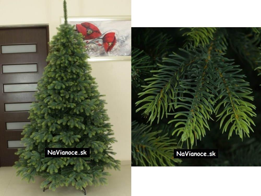 vianočné stromčeky 3d konáriky