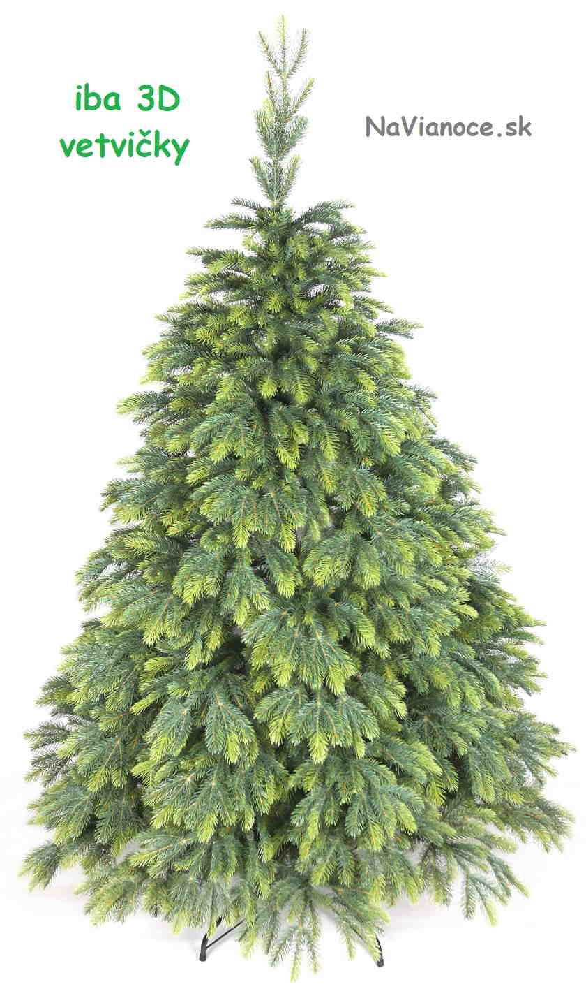 vianočný stromček len 3d ihličie