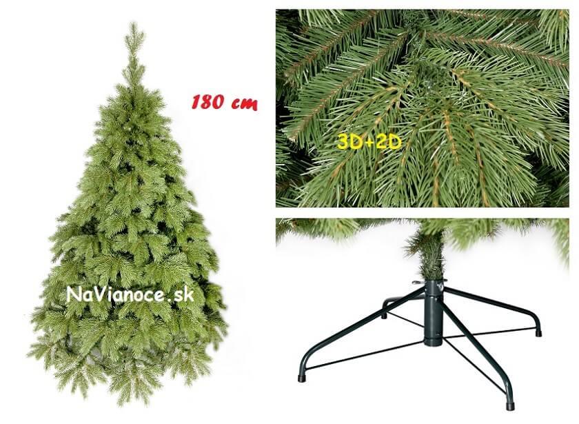 vianočný stromček 180 cm