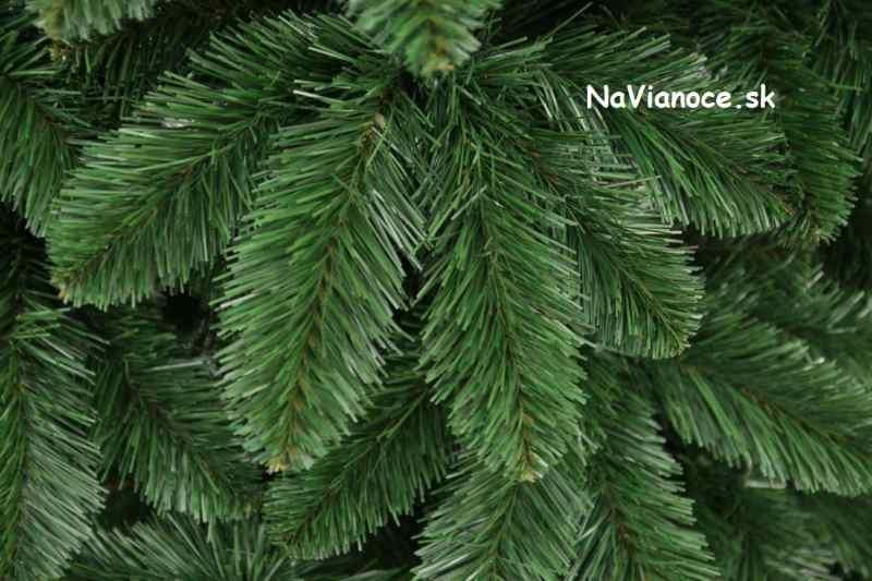 borovicové klasické obyčajné ihličie vianočný stromček naVianoce.sk