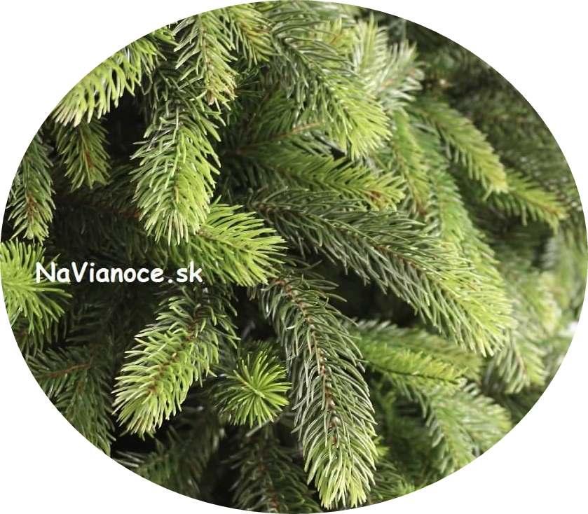 3d hustý umelý vianočný stromček