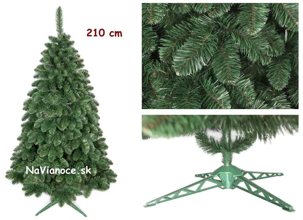 najpoužívanejší borovicový umelý vianočný stromček hustý vipVianoce.sk