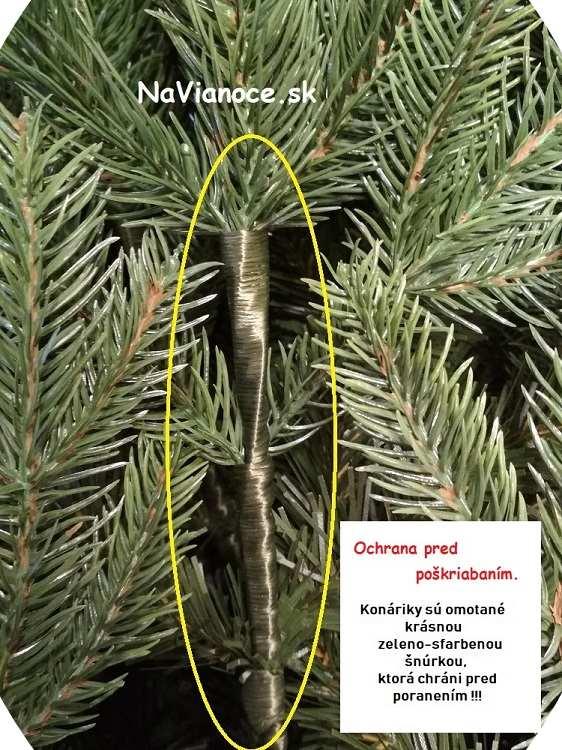 ochrana vianočných stromčekov 3D