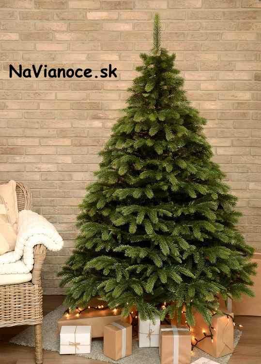 umelé vysoké vianočné stromčeky 3D