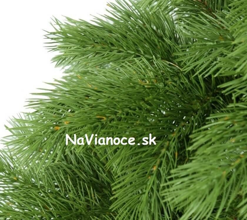 umelý vianočný stromček borovica 3d