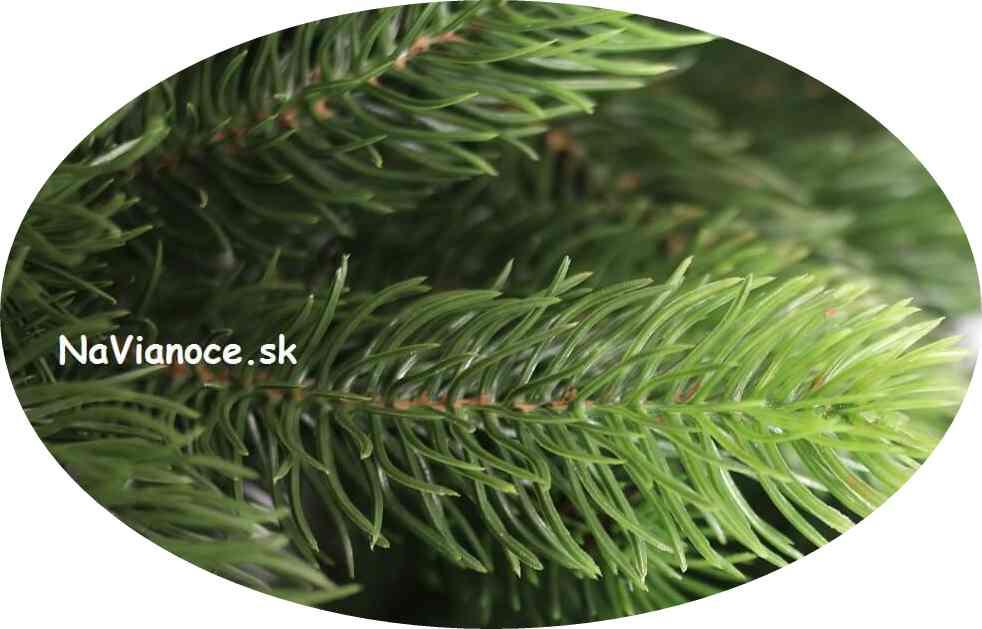 umelé 3d husté vianočné stromčeky