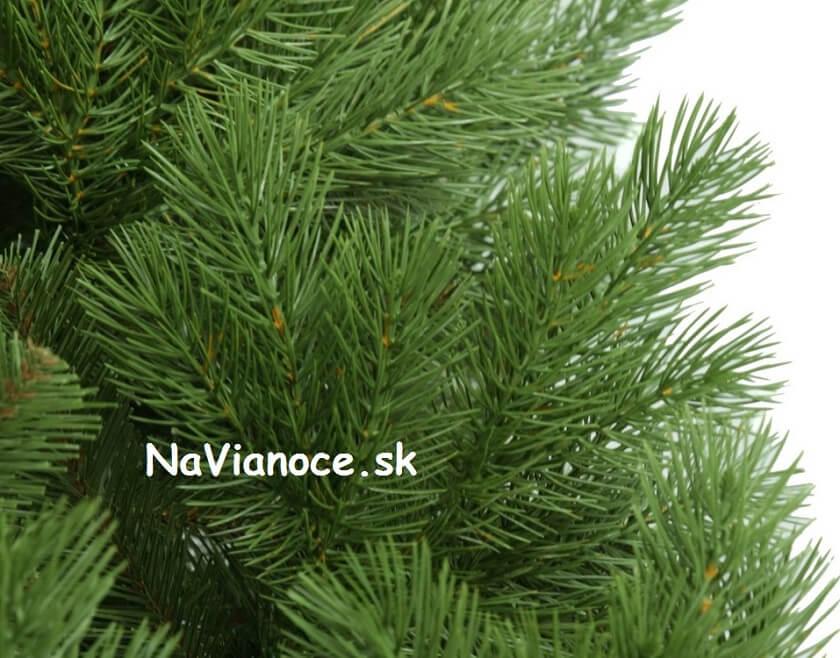 umelé vianočné stromčeky 3d borovice