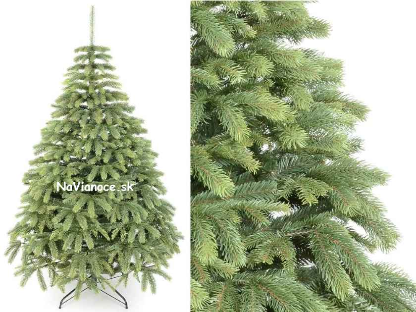 vianočné stromčeky umelé na Vianoce