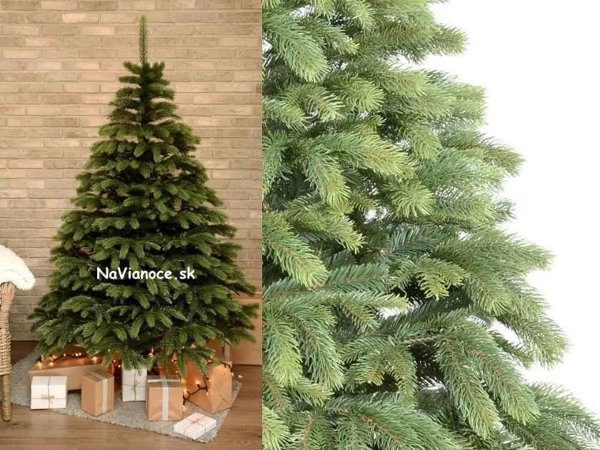 vianočné stromčeky naVianoce husté