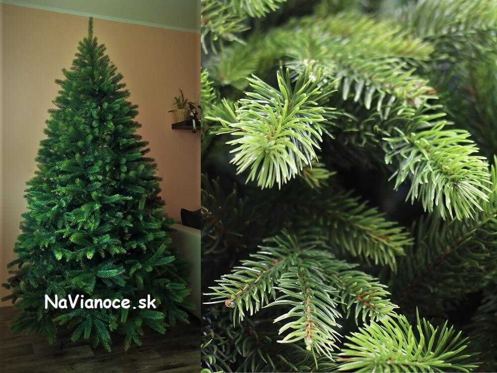 vianočný stromček umelý hustý 3d
