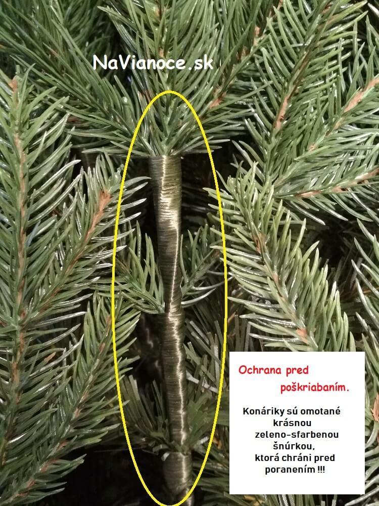 ochrana vianočných stromčekov