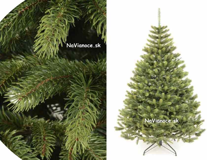 vianočný stromček umelý 3D