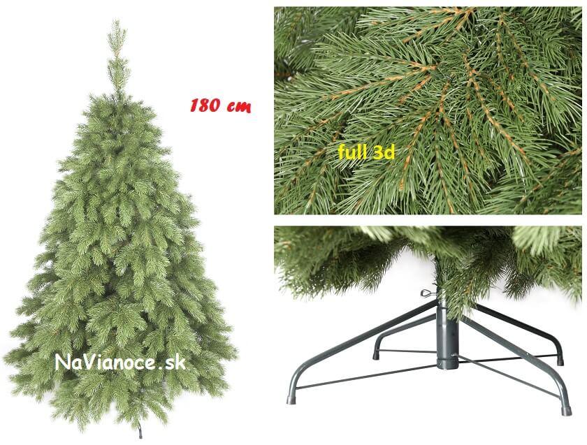 vianočný umelý full 3d stromček