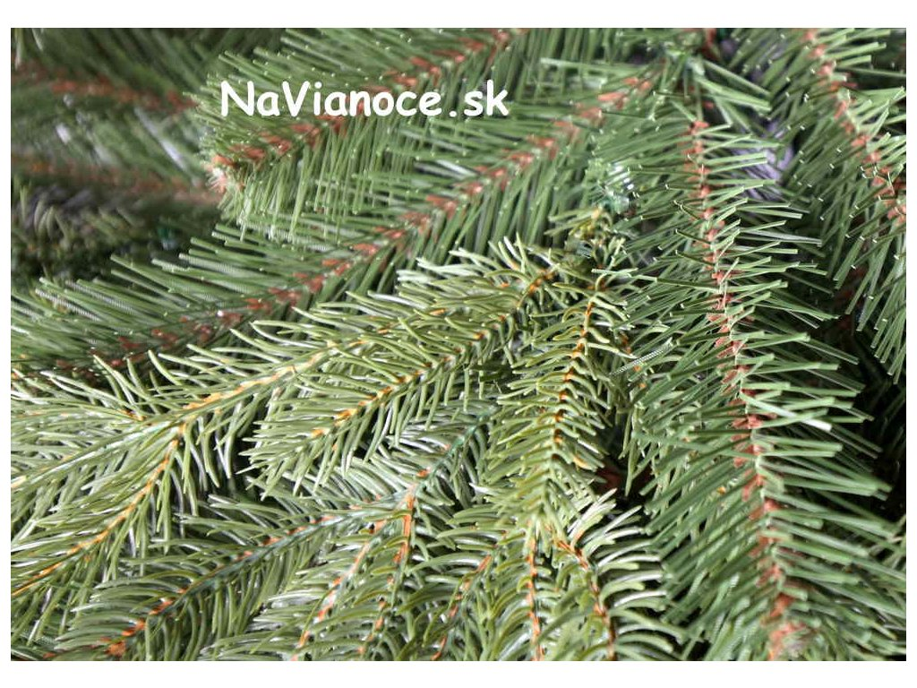 Vianočné stromčeky Smreky natura 3D+2D