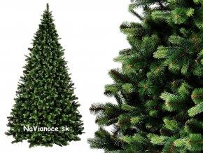 vianočné stromčeky 3d Borovica